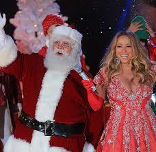 Nbc Christmas Tree Lighting 2014 Mariah Carey by Mariah Carey In Pavoni Nbc U0027s Christmas Tree Lighting At