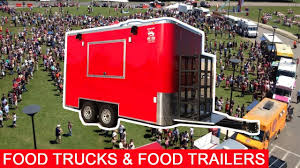 RENT 2 OWN TRAILERS | Food Trucks And Food Trailers - YouTube