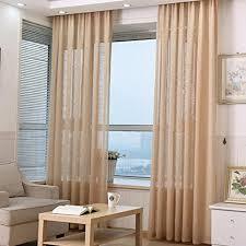 vorhänge moderne gardinen vorhang bildschirm weißer sand