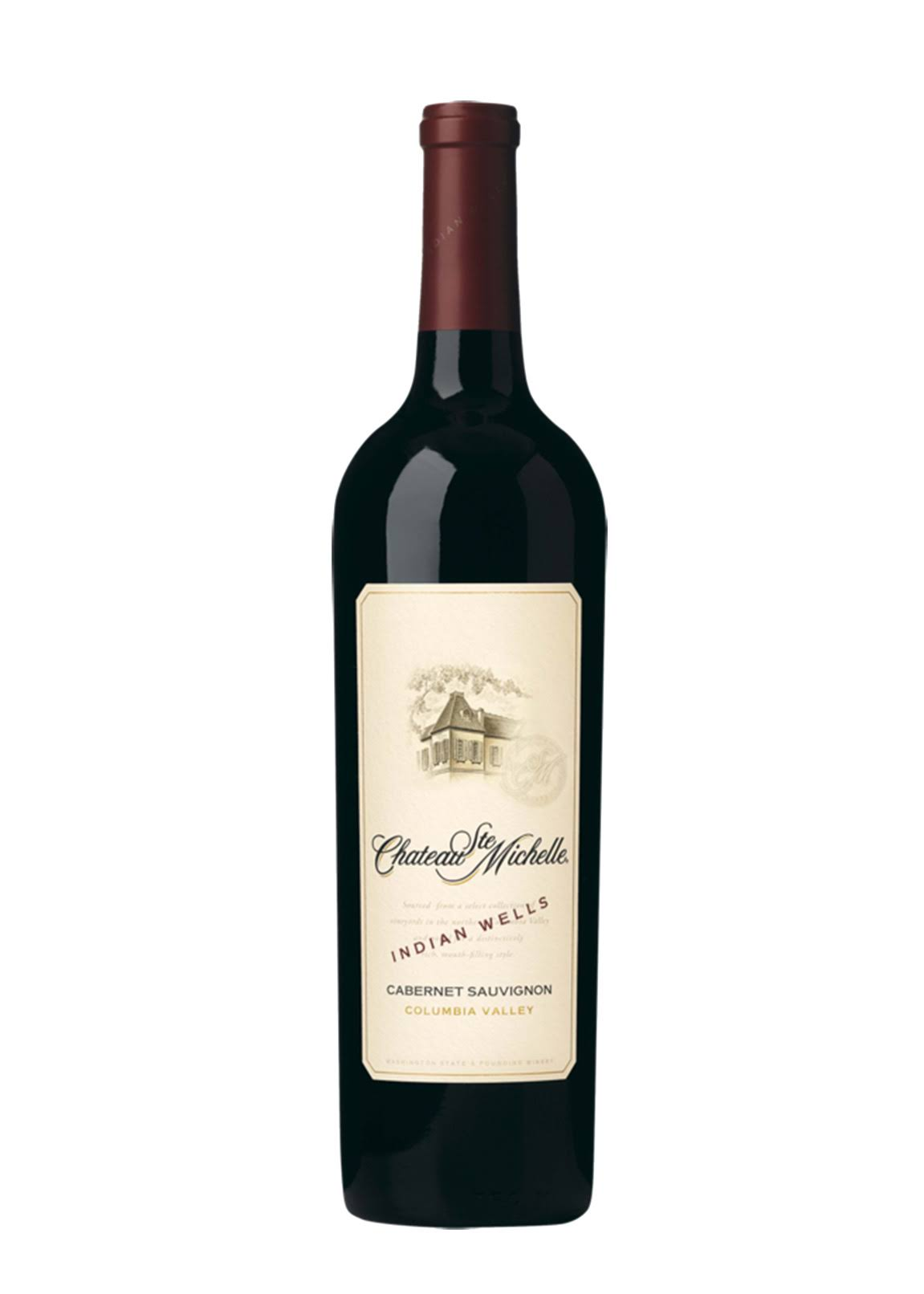 Chateau Ste. Michelle Indian Wells Cabernet Sauvignon - 750ml