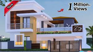 100 Design Of Modern House 30 Beautiful Front Elevation Double Floor 2 Floor Elevation
