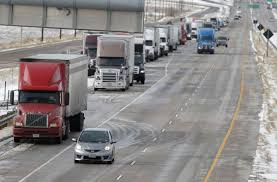 100 I 70 Truck Stops Nterstate In Eastern Colorado Reopens After Storm State News