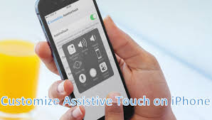 How Do I Customize Assistive Touch on iPhone