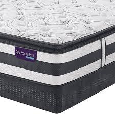 Serta i fort Hybrid Observer Super Pillow Top Mattress Box