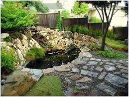 Backyards: Impressive Backyard Pond Design. Garden Pond Design And ... Very Small Backyard Pond Surrounded By Stone With Waterfall Plus Fish In A Big Style House Exterior And Interior Care Backyard Ponds Before And After Small Build Great Designs Gardens Design Garden Ponds Home Ideas Fniture Terrific How To Your Images Natural Look Koi Designs Creek And 9 To A For Goldfish