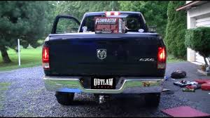 100 Dual Exhaust For Trucks Ram 1500 Single To Flowmaster Outlaw YouTube