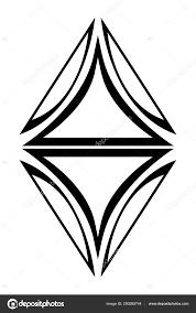 100 Art Deco Shape Isolated Art Deco Shape Design Stock Vector Stockgiu 290265744