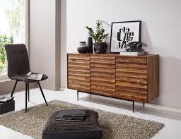 wohnling sideboard 150 cm wl5 635 aus scheesham massivholz