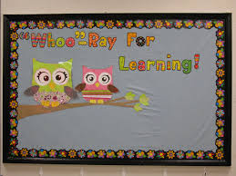 Pumpkin Patch Bulletin Board Sayings by Owl Bulletin Board And Decorating Ideas For Classroom Classroom