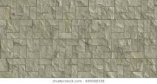 Stone Cladding Beige Outdoor Seamless Texture Tiles Facing House Wall Details For Walls