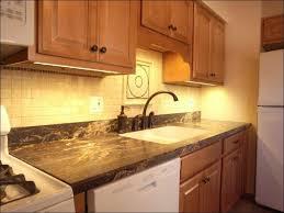 kitchen room fabulous flat led cabinet lighting