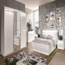hochglanz schlafzimmer für süße träume homify