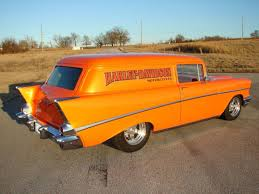 100 1957 Chevy Panel Truck Delivery Wagon Repin Brought To You By