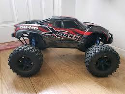100 Rc Monster Truck Videos Traxxas Xmaxx Brand New Lipos Brushless In
