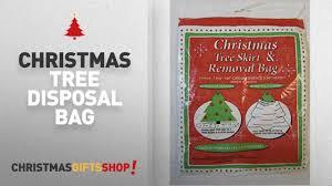 Most Popular Christmas Tree Disposal Bag Holiday Essentials