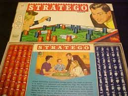 Stratego Board Gaming In The 1950s