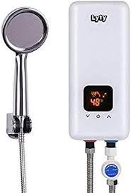 durchlauferhitzer für dusche küche druckfest 230v 220v