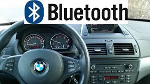 si e auto 3 ans connect bluetooth bmw x3 e83 pairing