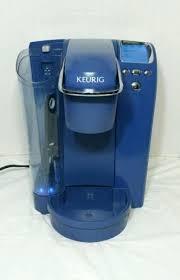 Blue Keurig Coffee Maker Plus Series Colors Pink