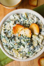 Easy Spinach Artichoke Dip Julia s Album