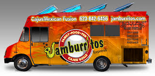 Jamburritos Cajun Grille Express | Food Trucks In Phoenix AZ