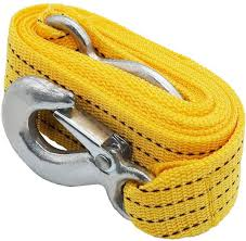 100 Tow Ropes For Trucks RHONNIUM 3Meter 3Tons Car Heavy Duty Strap Traction Rope
