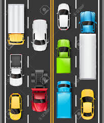 Top View Of Cars And Trucks On The Road. Cars Are Driving On ... Cars And Trucks For Kids Learn Colors Vehicles Video Coloring Pages Of Cars And Trucks Cstruction Images Toy Pictures 2016 Amazoncom Counting Rookie Toddlers Wallpaper Top 10 The Best Of The 2017 Cars Trucks Los Angeles Times Other Real Pictures Apk 30 Download Free Education Kn Printable For Kids New Used In Jersey City Amazing Sale By Owner Texas Luxury Craigslist San Antonio Tx Image Truck Kusaboshicom