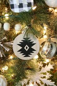 Hobby Lobby Pre Lit Christmas Trees Instructions by Black U0026 White Christmas Tree Decor The Crafted Sparrow Bloglovin U0027