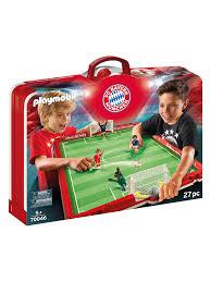 playmobil fc bayern fußballarena offizieller fc bayern store
