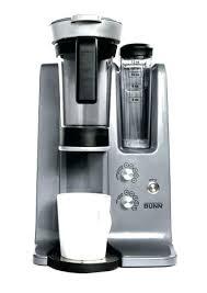 White Bunn Coffee Maker