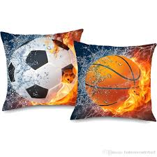 American Footballl Basketball Cushion Covers Ball Fire Thick Linen Cotton  Pillow Covers 45X45cm Sofa Chair Decoration Sunbrella Outdoor Cushions  Patio ... Sure Fit Cotton Duck Wing Chair Slipcover Natural Leg Warmer Basketball Wheelchair Blanket Scooped Leg Road Trip 20 Bpack Office Chairs Plastic Desk American Football Cushion Covers 3 Styles Oil Pating Beige Linen Pillow X45cm Sofa Decoration Spotlight Outdoor Cushions Black Y203 Car Seat Cover Stretch Jacquard Damask Twopiece Sacramento Kings The Official Site Of The Scott Agness On Twitter Lcarena_detroit Using Slick Finoki Family Restaurant Party Santa Hat
