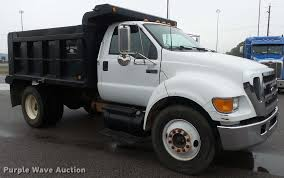 2006 Ford F650 Super Duty XL Dump Truck | Item DC5727 | SOLD...