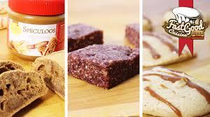 3 recettes cuisine 3 recettes rapides pour le goûter avec 3 ingrédients seulement