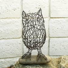 Wire Animals Sculptures By Ruth Jensen