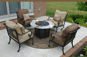 Conversation Sets Patio Furniture by Patio Conversation Sets With Fire Pit Large Image For Fire Pit