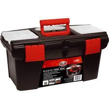 SCA Tool Box, Plastic - 41cm   Supercheap Auto