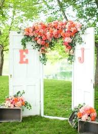 Used Rustic Wedding Decor For Sale Old Door Ideas Outdoor Country Weddings Resale