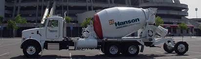 100 Hanson Trucking Lehigh San Diego