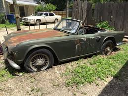 1961 Triumph TR4 Car For Parts Perfect Restoration Source | EBay ... 18 Million Cars In French Barn Business Insider 1970 Oldsmobile 442 W30 All Original Barn Find Awesome Muscle Car 40 Stunning Cars Discovered In Ultimate Cadian Driving Barn Find3 Sheds All Carsfor Sale Youtube Classic Trucks Find Vintage Old Car Video Daytona Sold At Mecum Hot Rod Network 1097 Best Rusty Truckscars Images On Pinterest Abandoned Gto Judge Httpwwwblackbookonlinecom Need Of Tlc Texas Five Prewar Automobiles Discovered Barns Page 21 The Mustang Source Ford Forums