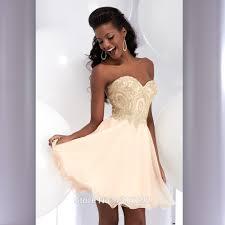 online shop gorgeous lace appliques coral pink short chiffon prom