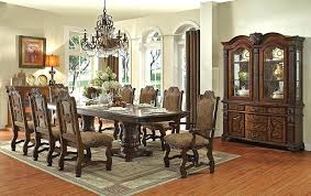 Victorian Dining Room Set Elegant Formal Table Furniture Sets