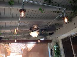 Displaying Gallery Of Outdoor Ceiling Track Lighting View 2 Of 20
