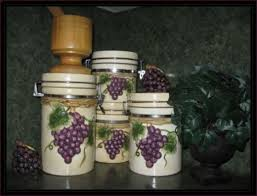 50 ways to create a grape theme kitchen gorgeous products for