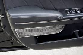 Dodge Charger Carbon Fiber Interior Accessories