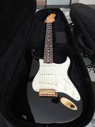 Fender John Mayer BLK1 TBO Black 1 Stratocaster