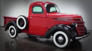 100 1938 International Truck Harvester Pickup Classic Car Hd