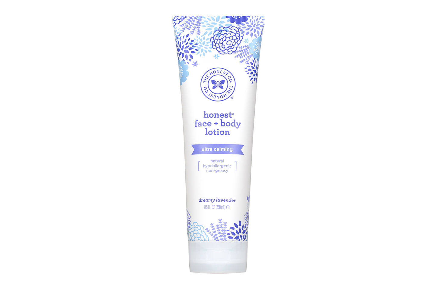 Honest Company Face and Body Lotion - Lavender, 8.5oz