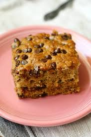 dairy free chocolate chip zucchini cake recipe