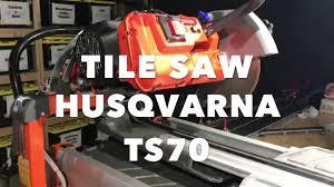 husqvarna tile saw ts 250 husqvarna ts70 tool review tile saw