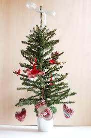 Swedish Inspired Mini Christmas Tree
